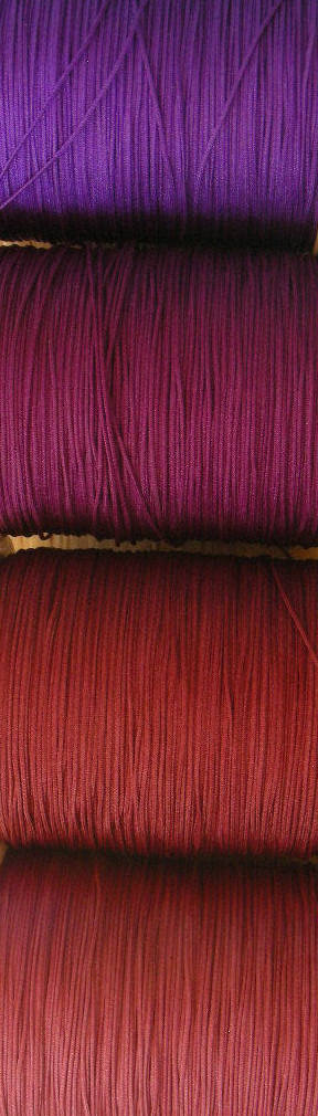 Purple-burgundy
