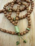 Bodhgaya Bodhi Seed Custom Mala